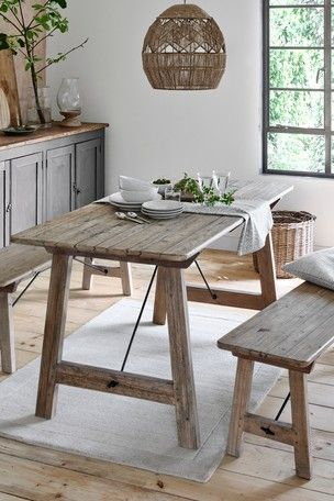 Sandham Dining Table 6 Seater Dining Table Dining Table Wood Dining Room Table