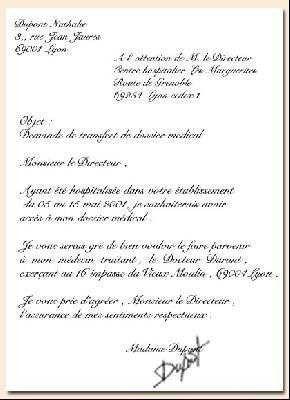 8 Modele De Lettre Demande Modeles De Lettres Lettre De Motivation Exemple Lettre Motivation