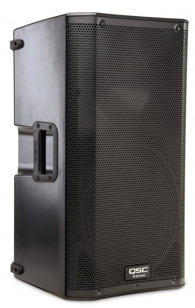 Discontinued Qsc K10 Active Speaker Com Imagens Caixa De Som