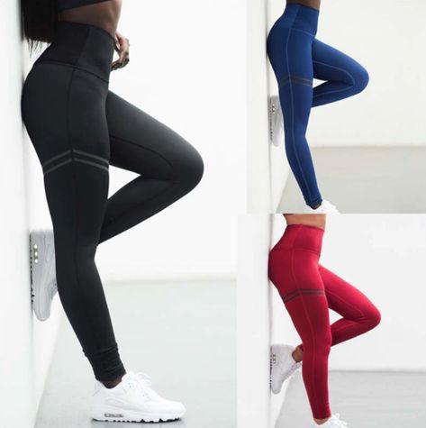 Women Anti-Cellulite Compression Slim Leggings Printed Gym Yoga Sport Pants
