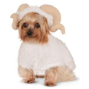 Ram Pet Costume Pet Costumes Animal Halloween Costumes Dog