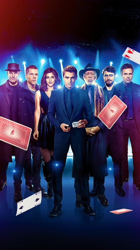 Now You See Me 2 (2016) Phone Wallpaper | Moviemania