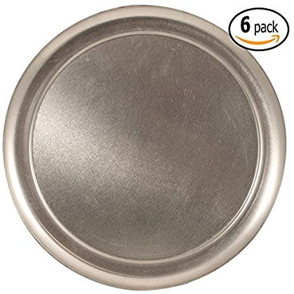 Crestware Aluminum Pizza Tray With Pan Scraper 10 Inch 6 Pack Review Tray 10 Things Scraper