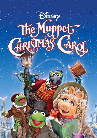 Watch The Muppet Christmas Carol On Vudu Muppet Christmas Carol Christmas Movies Christmas Carol