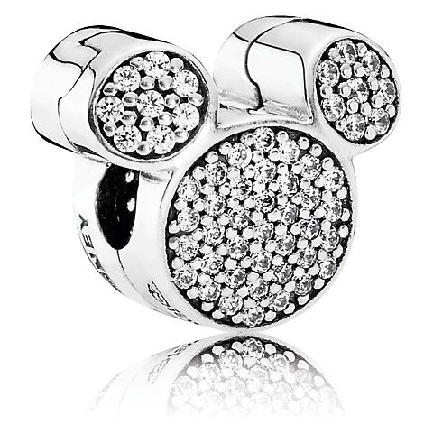 d4906d85e Mickey Mouse Ears Clip by Pandora Jewelry | On my wish list ...