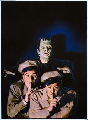 Bud Abbott Lou Costello Meet Frankenstein 1948 Poster In 2020
