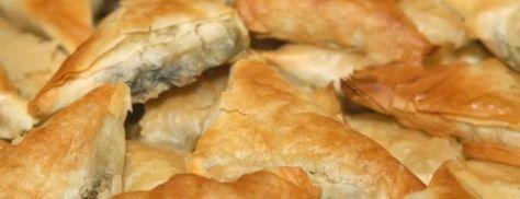 Gluten free spanakopita