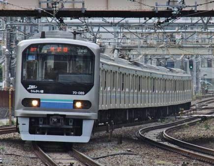 JR東日本209系電車
