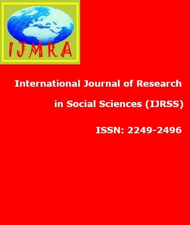 International Journal Of Research In Social Sciences Ijrss Social Science Journal Science
