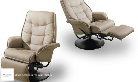 Collection Small Recliners For Apartments Studio Motorhome