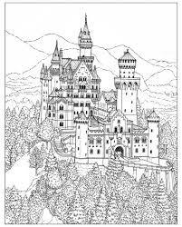 Risultati Immagini Per Disegni Castelli Da Stampare Disegni