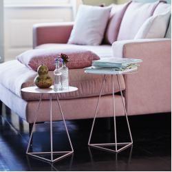 Luxor Beistelltisch M Schwarz Ikarusikarus Beistelltische Tisch Und Wohnzimmertische