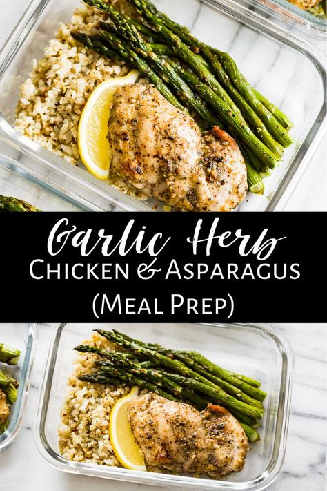 Veggie Meal Prep, Easy Meal Prep Lunches, Easy Healthy Meal Prep, Chicken Meal Prep, Healthy Meals For Two, Healthy Chicken Recipes, Easy Healthy Recipes, Healthy Lunches, Easy Recipes For Two