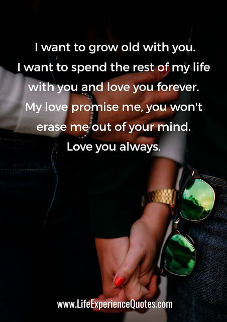 Lifeexperiencequotes Com Life Experience Quotes Experience Quotes Love Promise