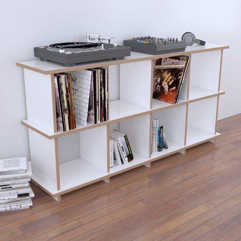 Schallplattenregal Nach Mass Shelving Shelves Home
