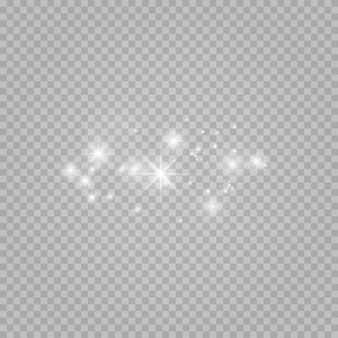 Set Of Stars On A Transparent White And Gray Background On A Chessboard In 2020 Sparkle Png Sparkles Background Glitter Filter