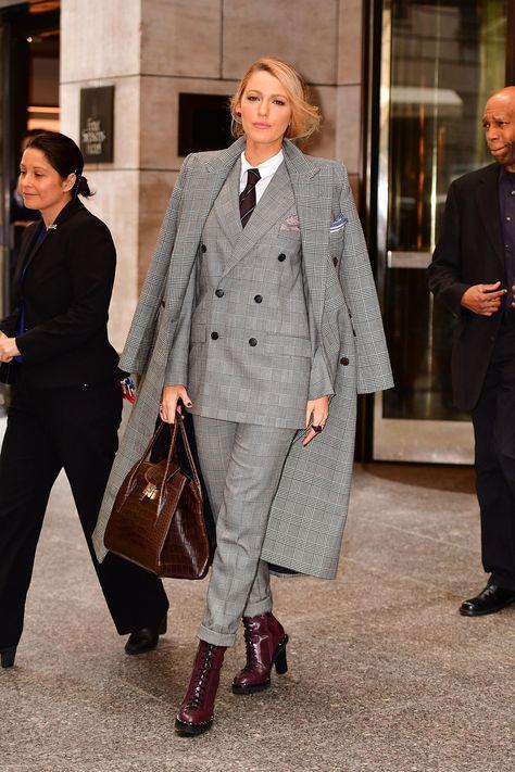 Blake Lively wore 7 outfits yesterday - HarpersBAZAARUK