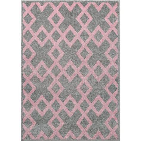 Livone Block Grey Pink Rug Pink Rug Black Grey Rugs Mint Rug