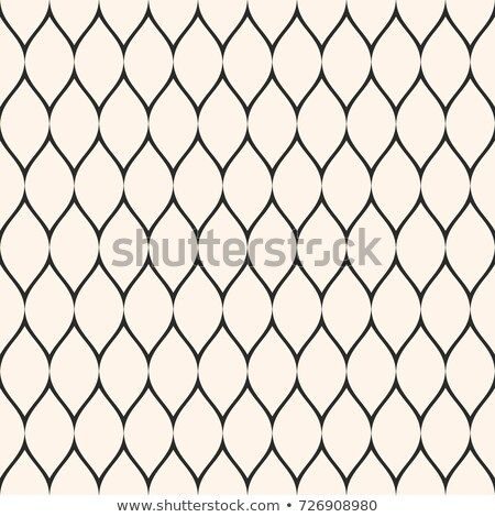 Net Pattern Vector Seamless Texture With Thin Wavy Lines Mesh Fabric Fishnet Web Lace Grid Seamless Textures Islamic Art Pattern Texture