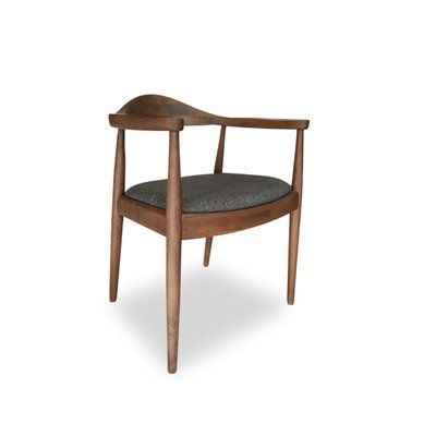 Fabulous George Oliver Charles Solid Wood Dining Chair Products Gmtry Best Dining Table And Chair Ideas Images Gmtryco