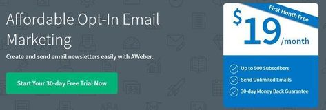 Email Newsletter Software | AWeber Email Marketing