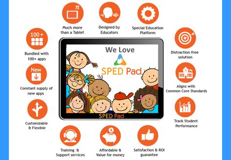 Special Education More Flexible >> Pin By Smartedtech On Smartedpad Special Education Teacher