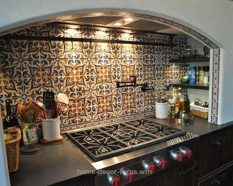 Splendid spanish style homes #spanish (spanish home design ideas) Tags: Interior spanish homes, exterior Interior spanish homes, spanish homes decor, modern spanish homes, spanish home plans  Th ..