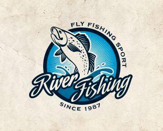Pin By Logoswish On Logos Pinterest Fish Logo Logos And Logo Design