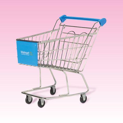 My Life As Shopping Cart ($15)