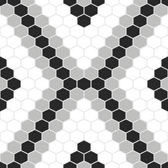 Free 2 Day Shipping On Qualified Orders Over 35 Buy Floorpops Gothic Peel Stick Floor Tiles 10 Til In 2020 Peel And Stick Floor White Vinyl Flooring Stick On Tiles