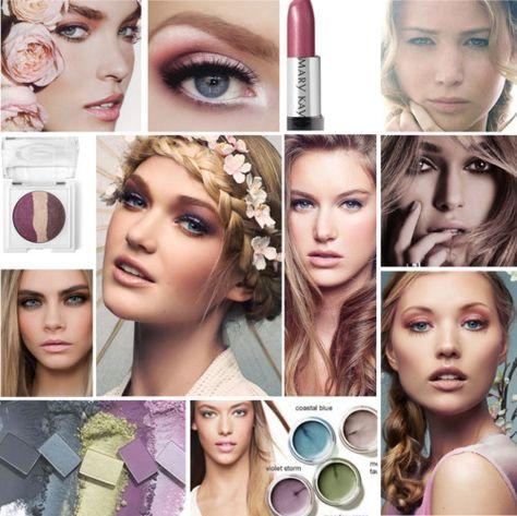 ...soft summer makeup..