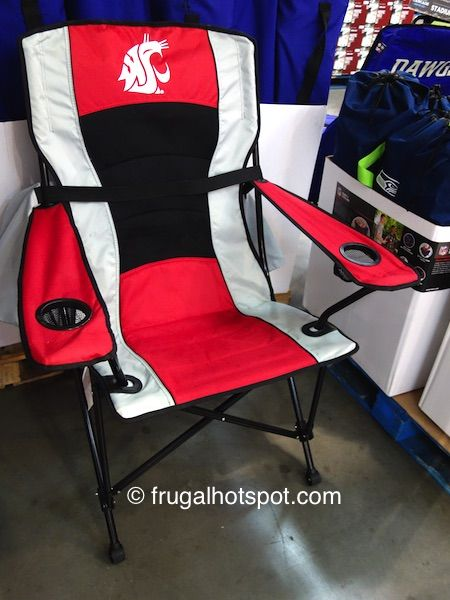Jarden Oversized High Back Chair (Washington State University Cougars).  #Costco #FrugalHotspot #WSU | Outdoor Furniture, Grills U0026 Accessories |  Pinterest ...