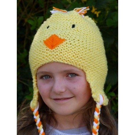 Bonnet Peruvien Petit Poussin Pour Enfant Avec Images Chapeau