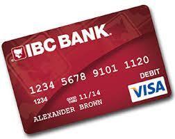 Ibc Credit Card Login Credit Card Cash Rewards Credit Cards