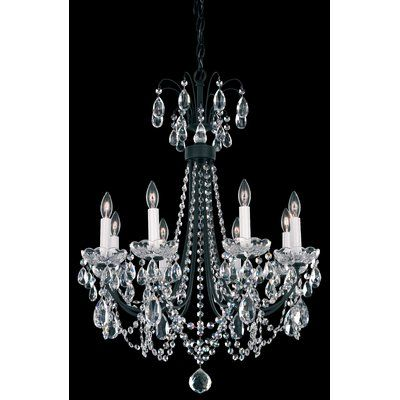 Lucia 8 Light Chandelier Schonbek Http Delanico Com Chandeliers Lucia 8light Chandelier Schonbek Soc1809 Traditional Chandelier Candle Styling Chandelier