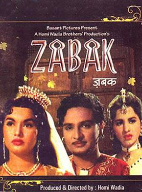 Zabak (1961) Hindi in HD - Einthusan | Bollywood Movies