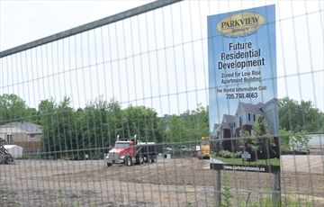 Groundbreaking Friday For 27 Unit Apartment Building Off Clonsilla With Images Apartment Building The Unit Building