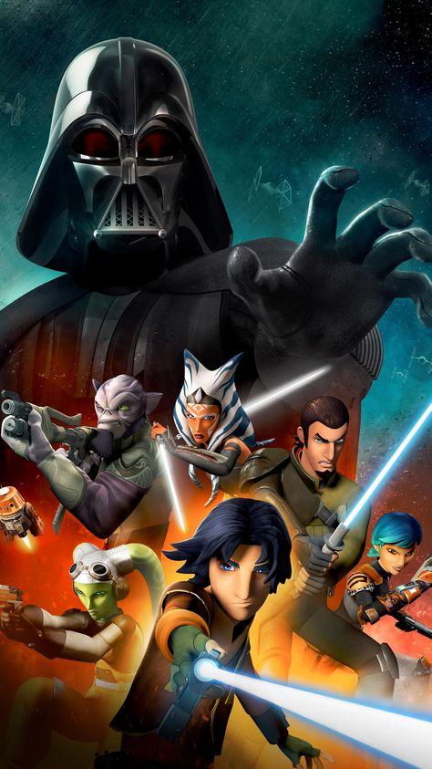 Star Wars Rebels Phone Wallpaper | Moviemania