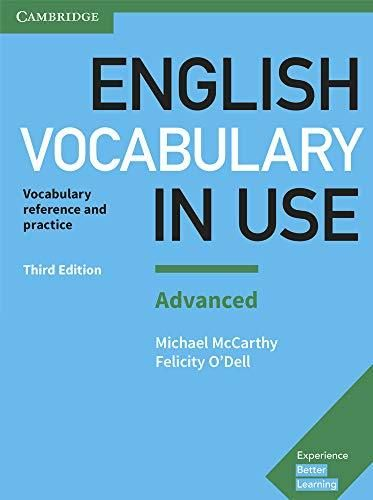 English Vocabulary in Use: Advanced Book with Answers: Vocabulary Reference and Practice - Default