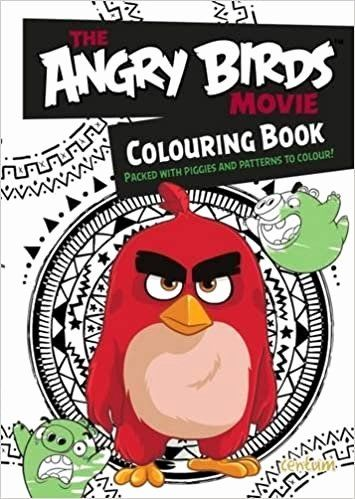 Angry Birds Coloring Book Lovely Angry Birds Movie Colouring Book Amazon Centum Books Coloring Books Angry Birds Movie Angry Birds
