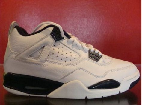 "087b6df7a07 Authentic Air Jordan 4 ""Columbia""GS Shoes"