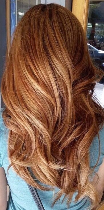 Transition Back To Blonde Prom Makeup Ombre For Redheads