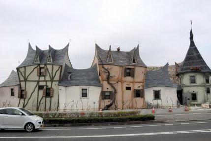 浜松の 魔女屋敷 が話題に メルヘンの世界だ 住みたい