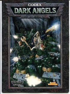 Los Ángeles Oscuros son unos de los servidores más leales del emperador, y destacan entre los Marines Espaciales, los defensores más poderosos de la humanidad.  Descarga una versión en PDF del Codex de los Angeles Oscuros