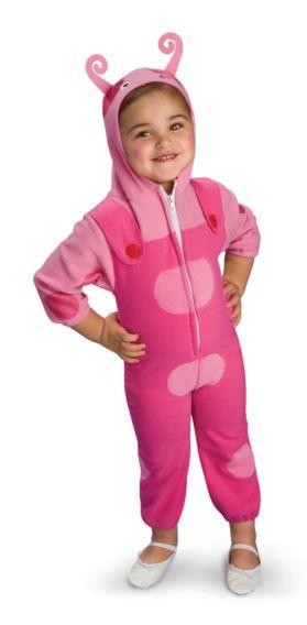 Backyardigans Deluxe Uniqua Child Costume Nickelodeon Nick Jr Children In Stock Fantasias