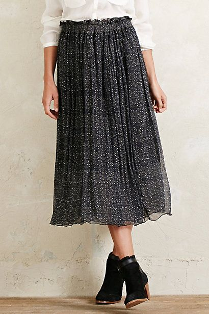 OASAP Womens Fashion Store | Chiffon maxi skirt, Green