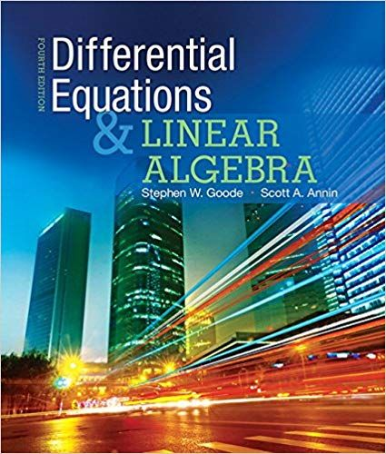 Solution Manual For Differential Equations And Linear