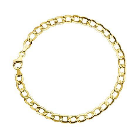 585er Goldarmband 14 Karat Echtgold Schmuck Sparkling Chains