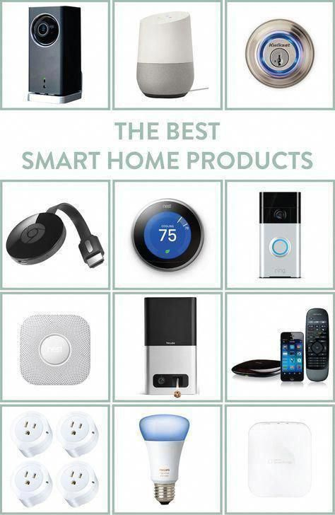 30 Best Home Automation Ideas For Your Smart Home Gadgets Diy Technology Garagedoors Lightswitches Secur Best Smart Home Smart Home Best Home Automation