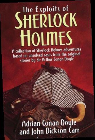 Ebook Pdf Epub Download The Exploits Of Sherlock Holmes By Adrian Conan Doyle Sherlock Holmes Sherlock Holmes Book Sherlock